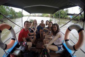 Czas zacząć wycieczkę po Delcie Mekongu!