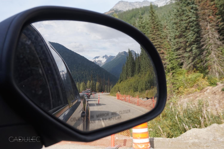 W drodze do Banff