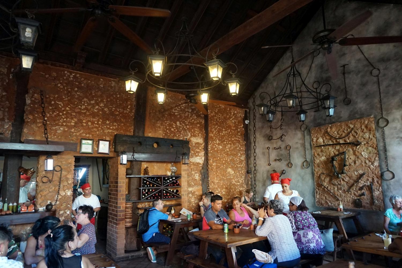 Restauracja La Boteja