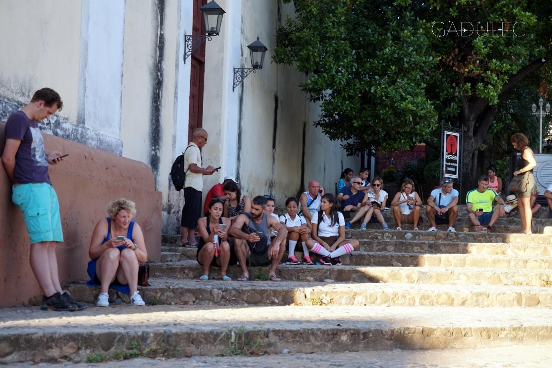 Internet na Kubie, ECTSA