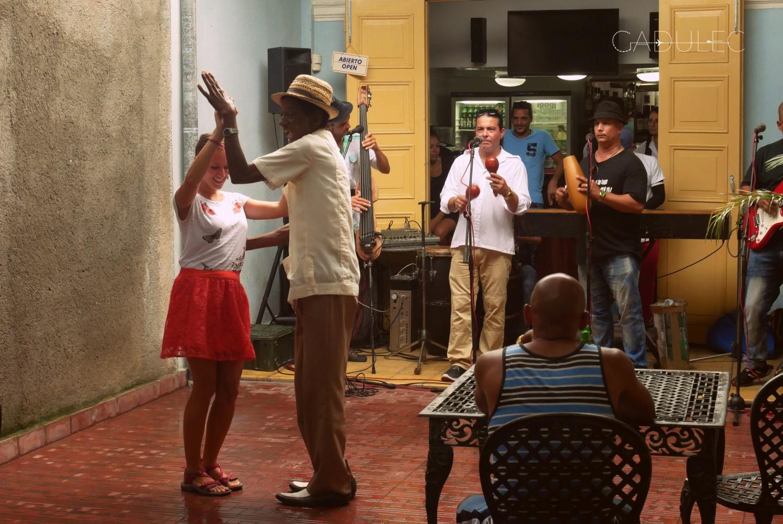 Salsa na Kubie, Cienfuegos