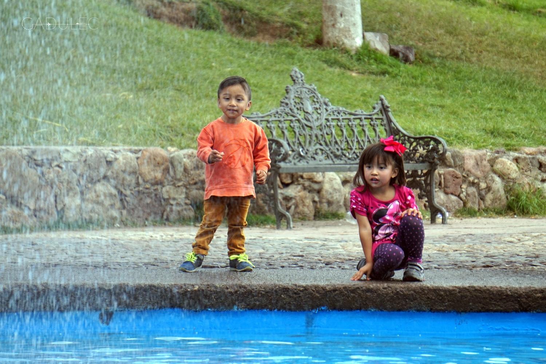 Guanajuato-dzieci