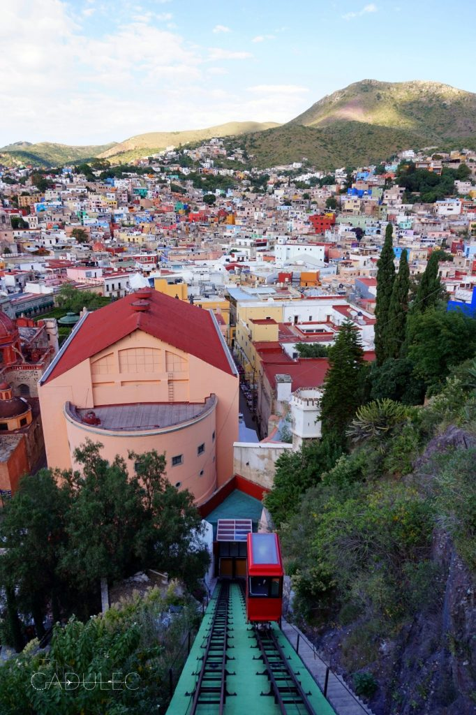 Guanajuato-kolejka