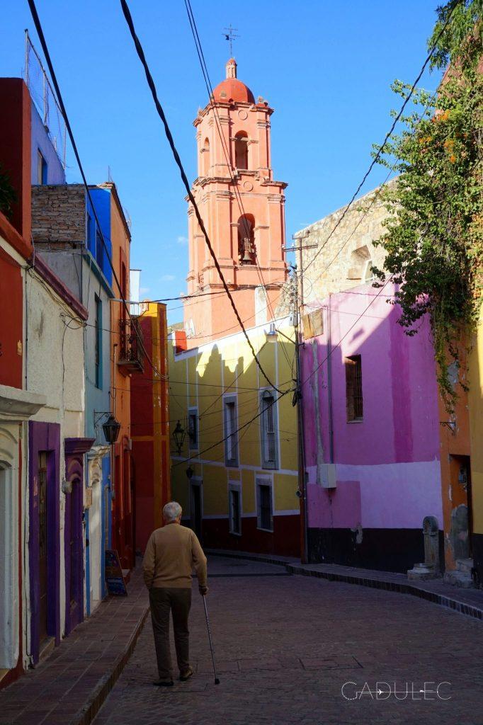 Guanajuato-uliczki