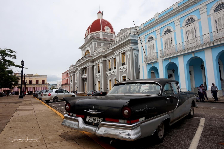 Cienfuegos-centrum