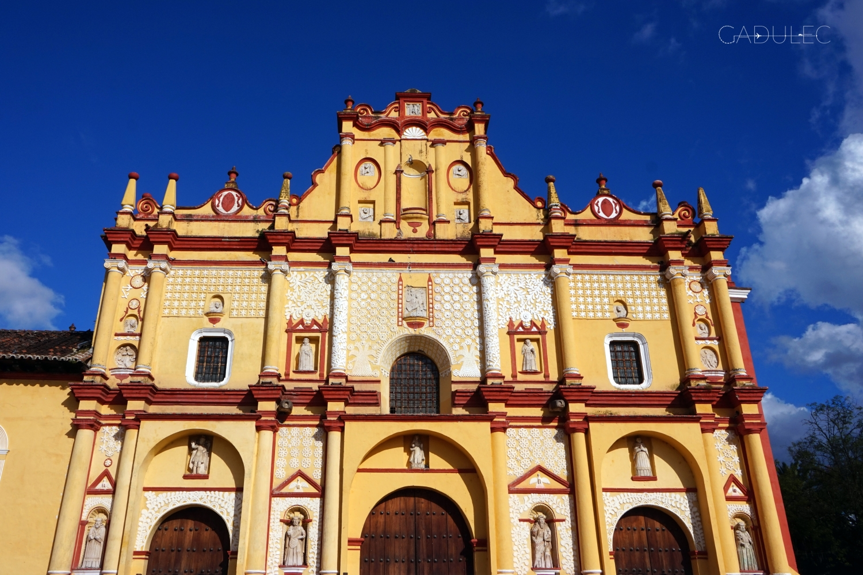 Katedra w San Cristóbal de las Casas