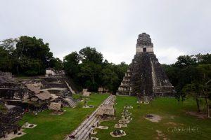 Tikal - moje ulubione ruiny majańskiego miasta w całej Ameryce Środkowej!