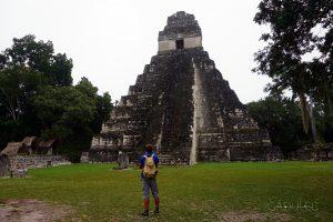 Świątynia Wielkiego Damiana tzn Jaguara :D