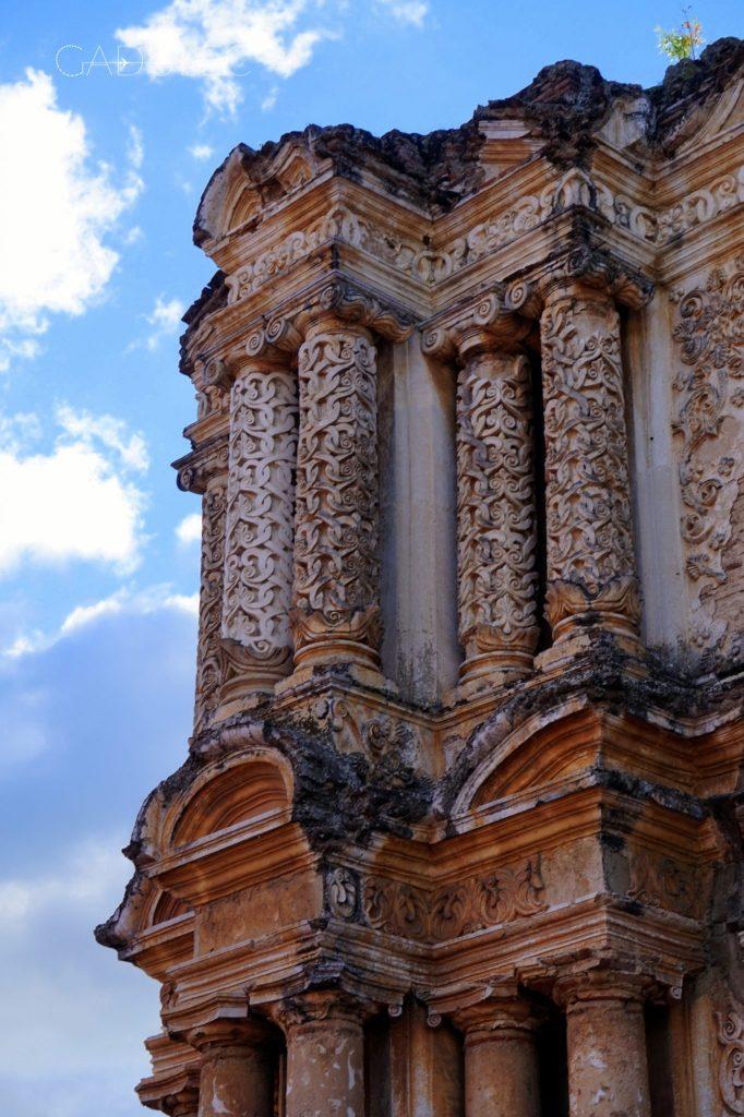 Antigua-ruiny