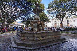 Antigua-fontanna