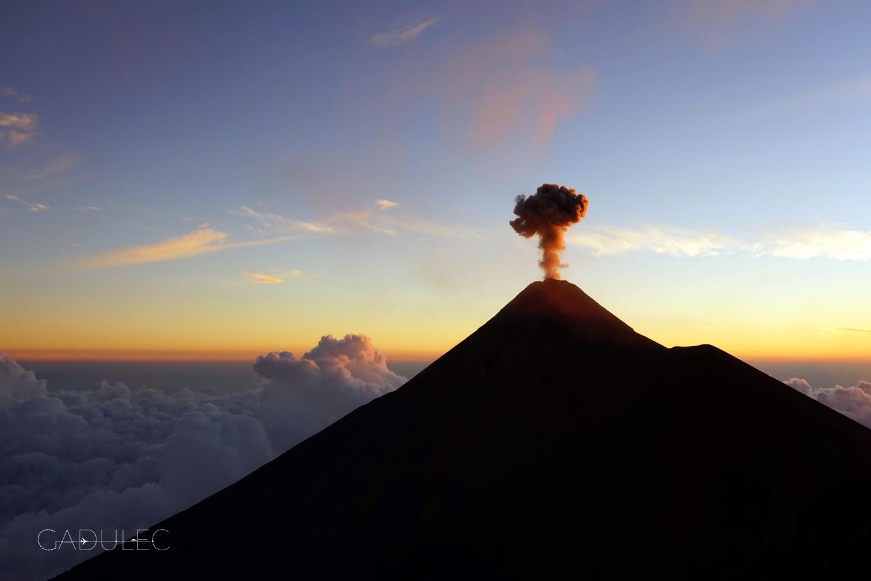 Fuego-wulkan-Gwatemala