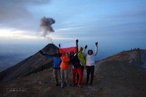 Acatenango-szczyt