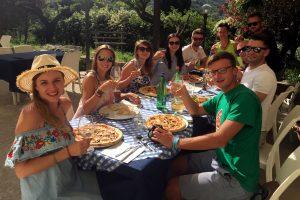 Najlepsza restauracja na południu Włoch! Za zdjęcie dziękuję Kasi :*