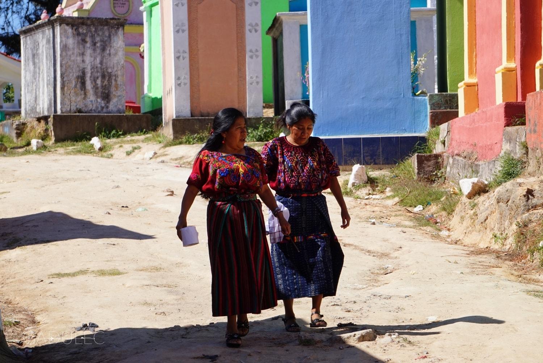 chichicastenango-cmentarz