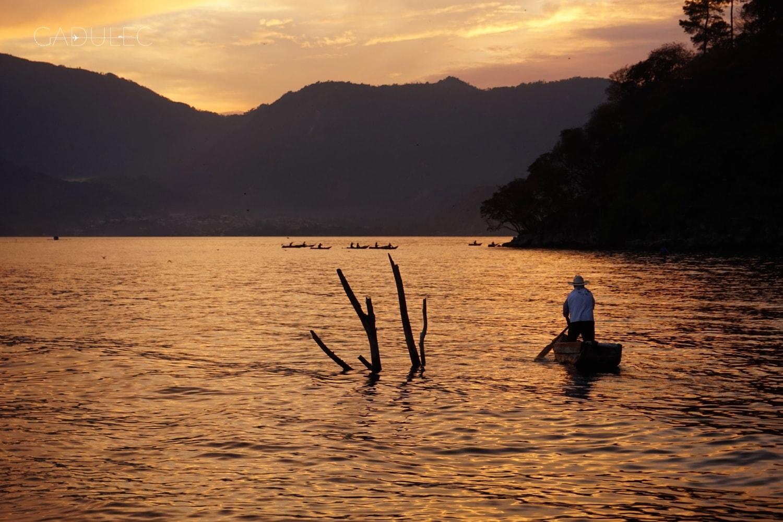 Jezioro-Atitlan-Gwatemala