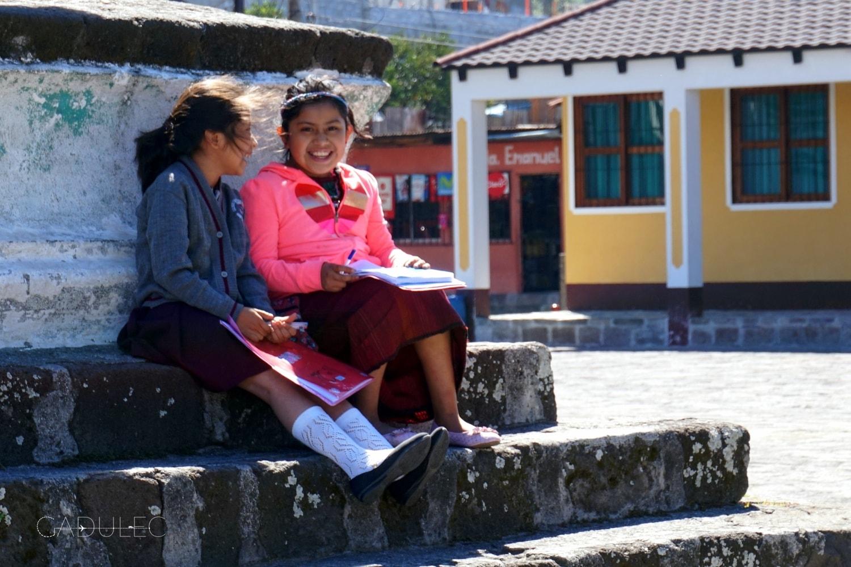 Jezioro-Atitlan-Santiago-Gwatemala