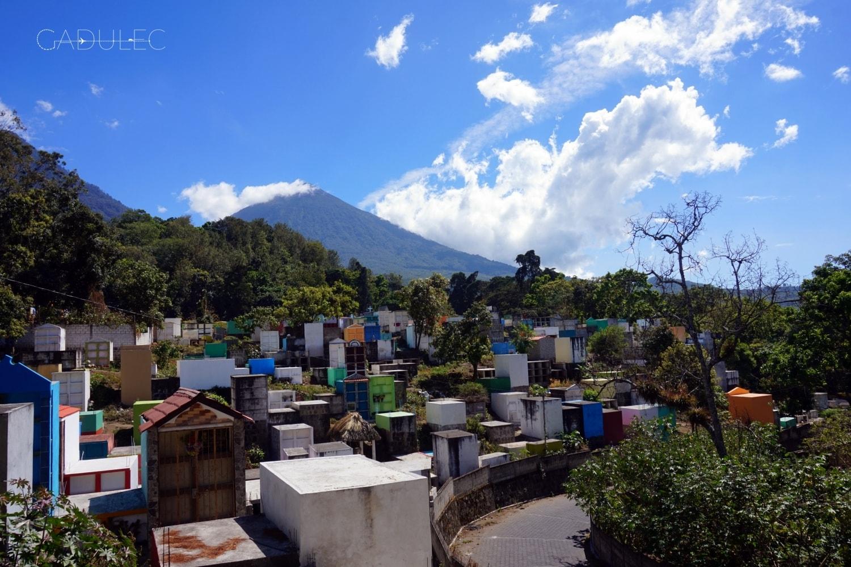 Santiago-Atitlan-Gwatemala