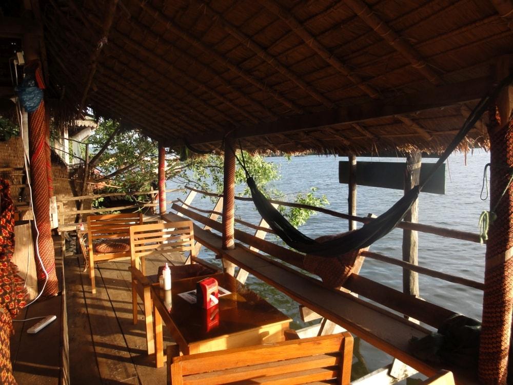 Kampot-bungalow