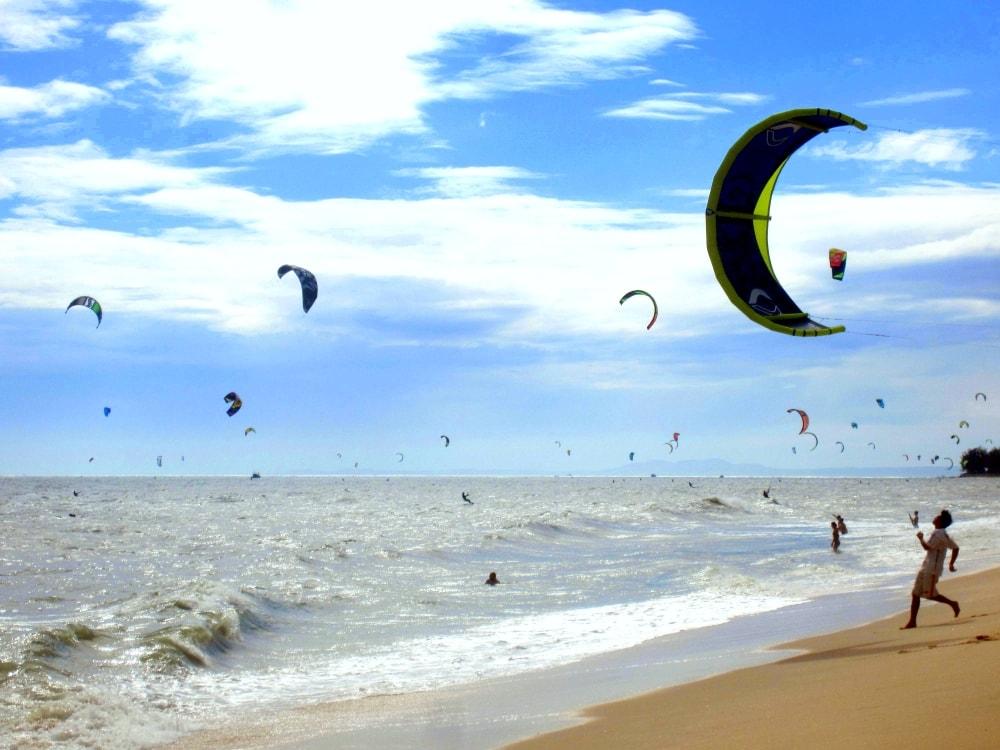 kitesuring w Mui ne