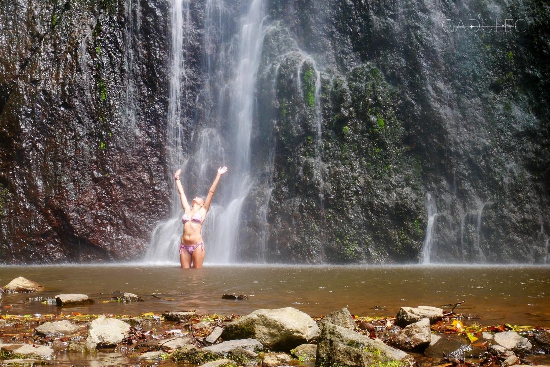 Wodospad San Ramón