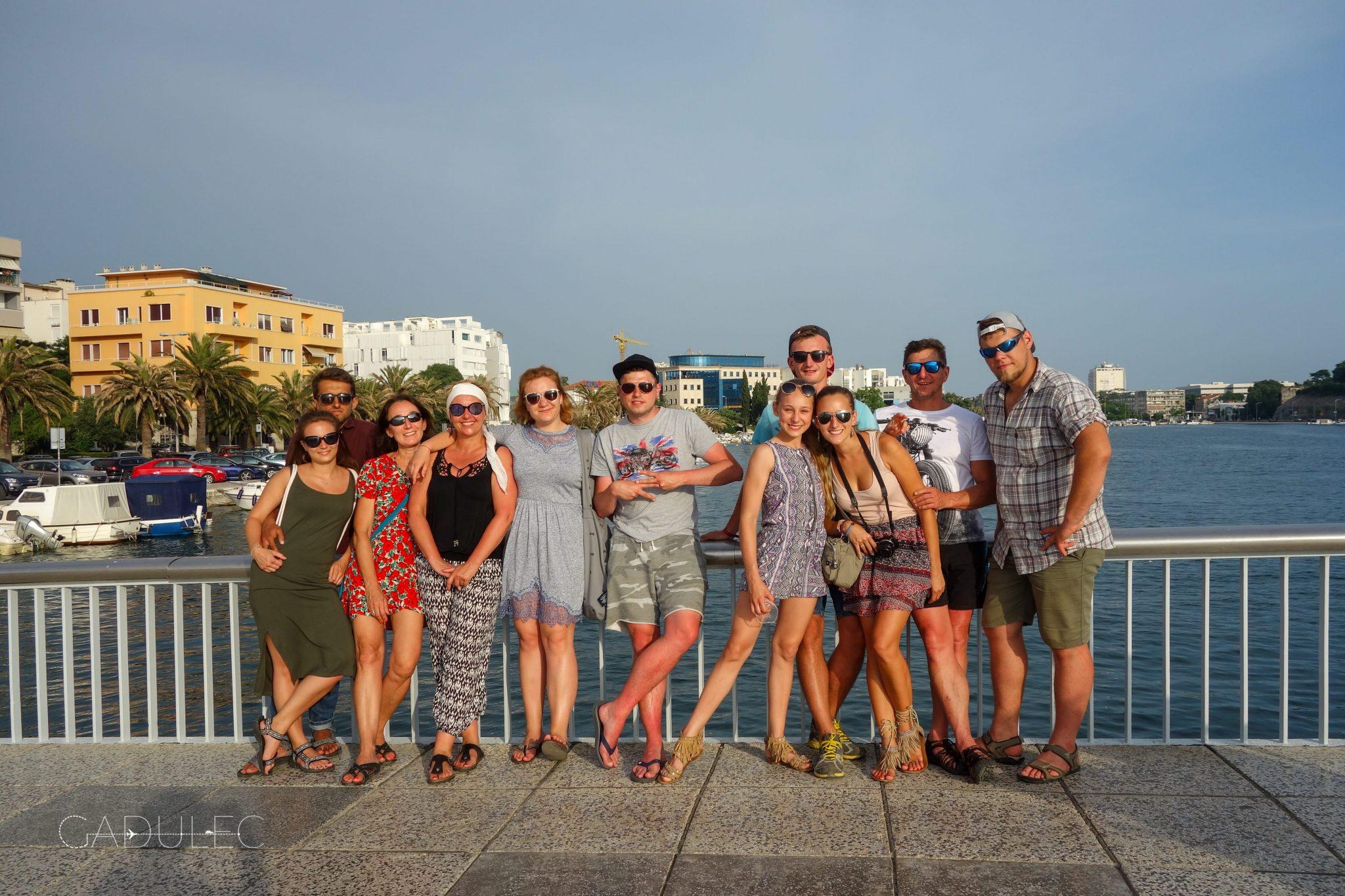 I reszta ekipy (Zadar)