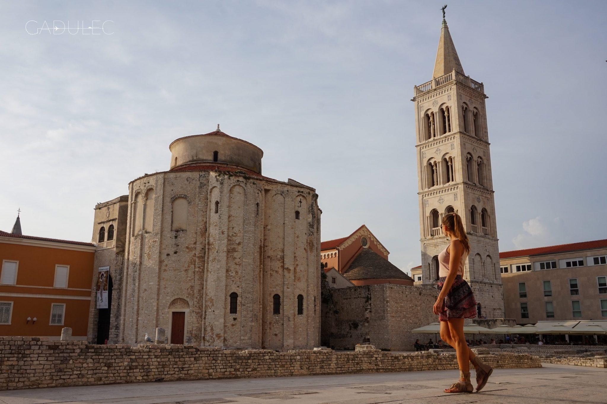 Piękny Zadar!