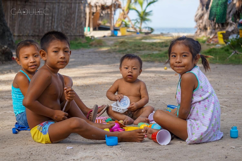 San-Blas-dzieci