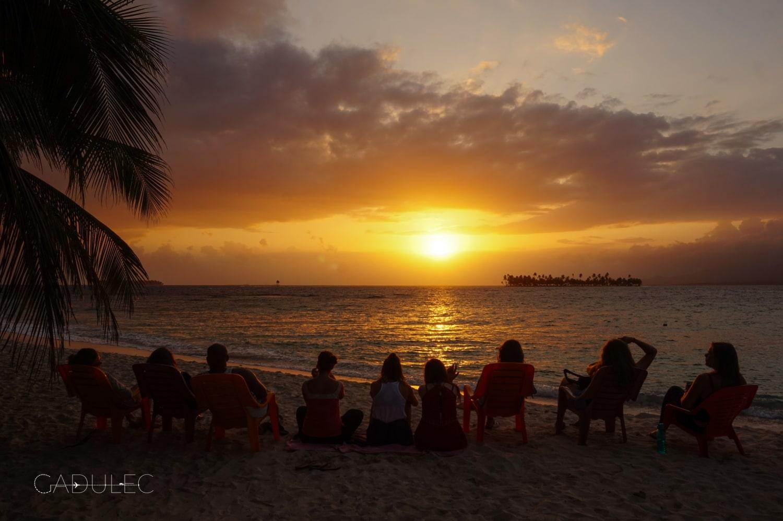 Codzienne podziwiane wschodu słońca...
