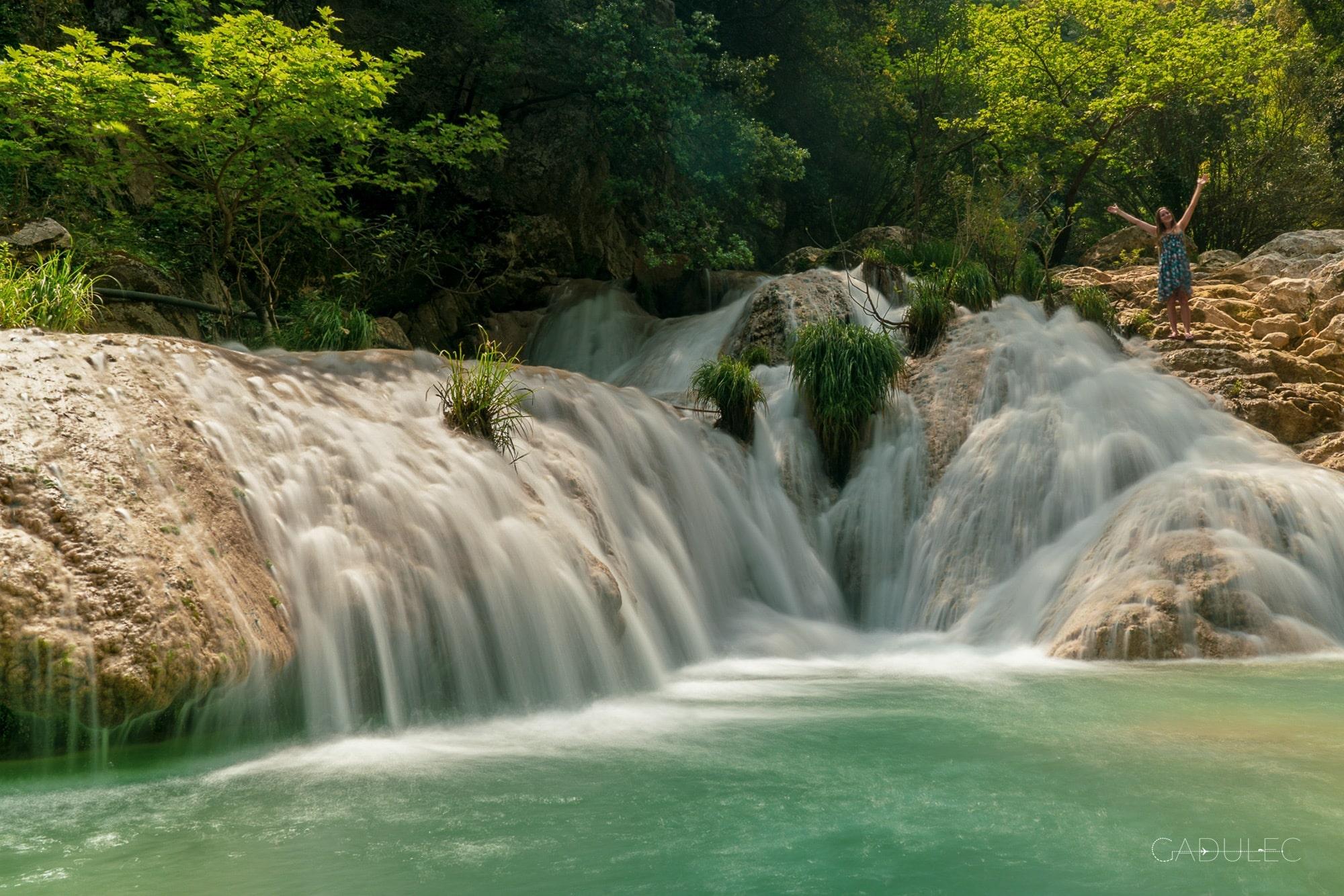 polilimnio-wodospady