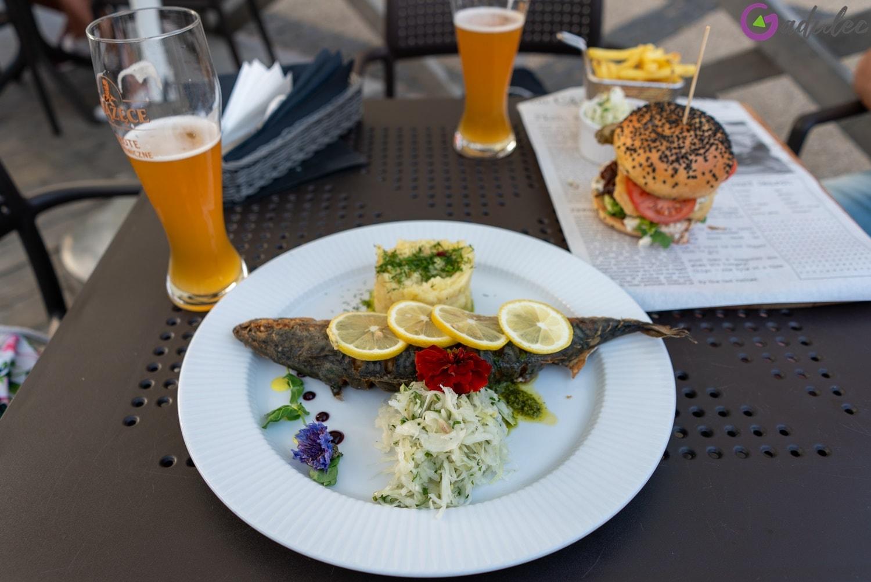Restauracja Syrenka w Ustce - ryba