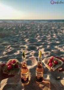 Kolacja na plaży