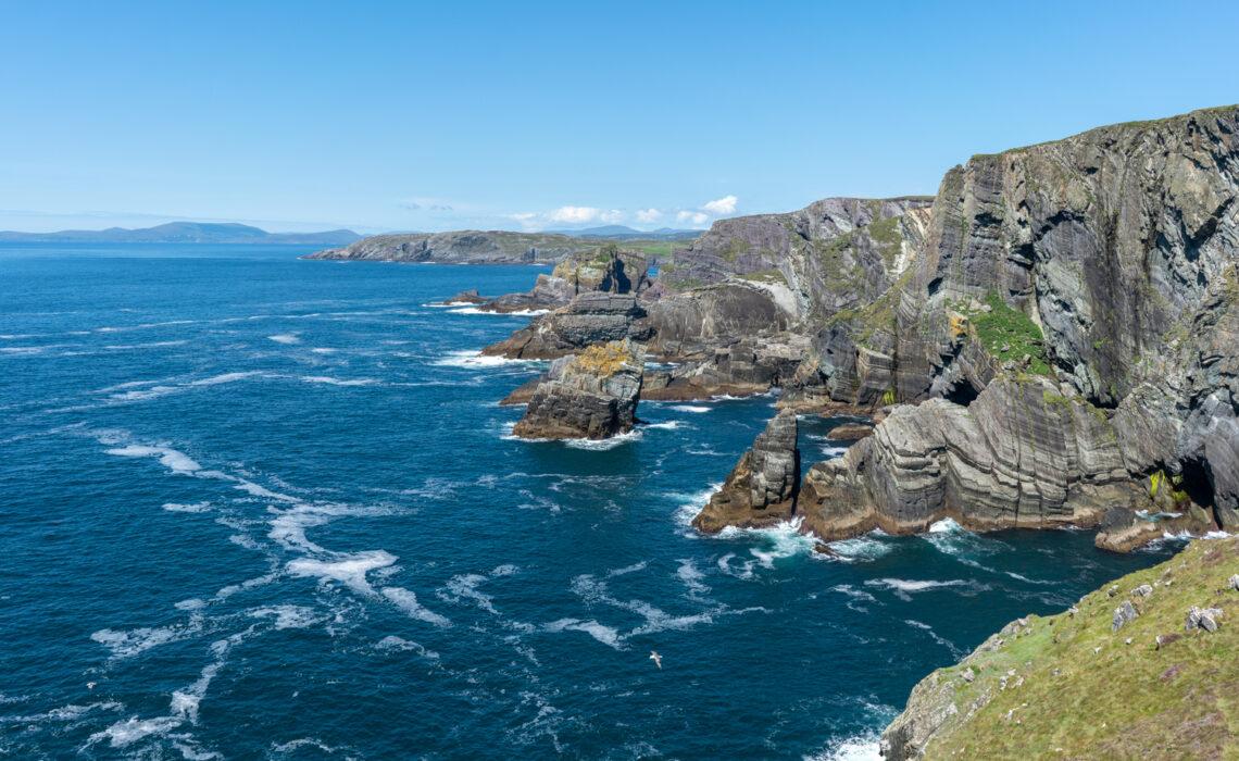 Irlandia atrakcje w okolicy Cork - Mizen Head
