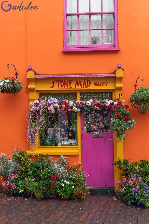Kinsale - miasteczko w Irlandii