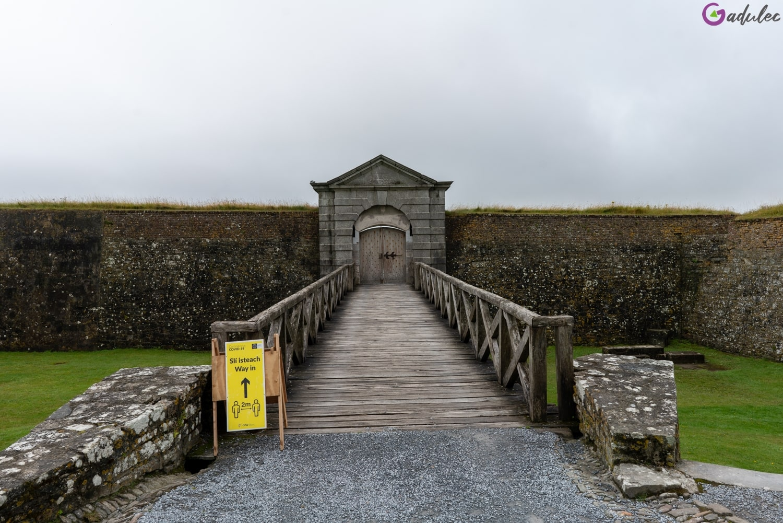 Fort Charles w Irlandii