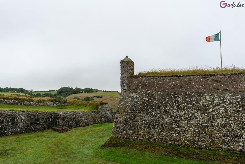 Fort Charles w Irlandii koło Kinsale