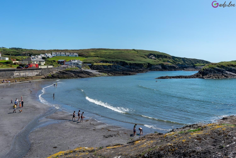 Plaże w Irlandii - Tragumna