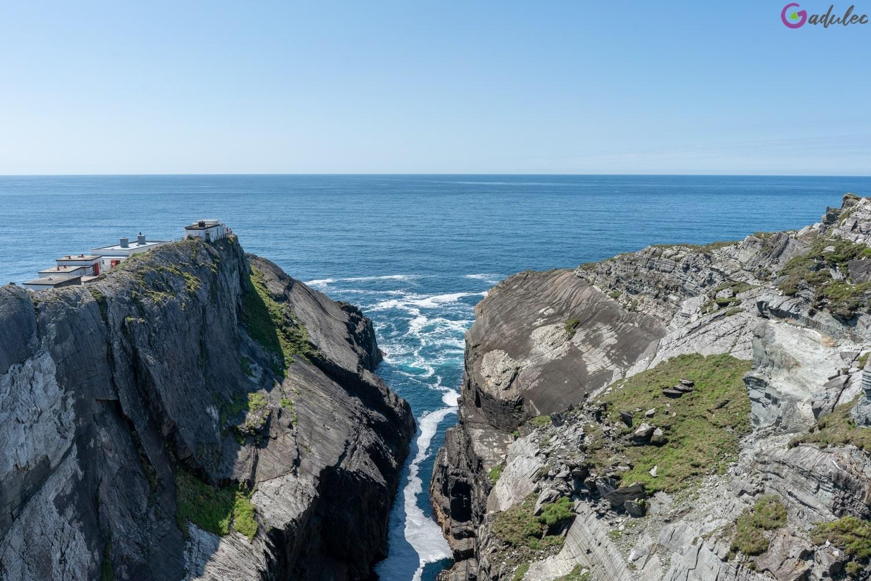 Mizen Head - atrakcje Irlandii