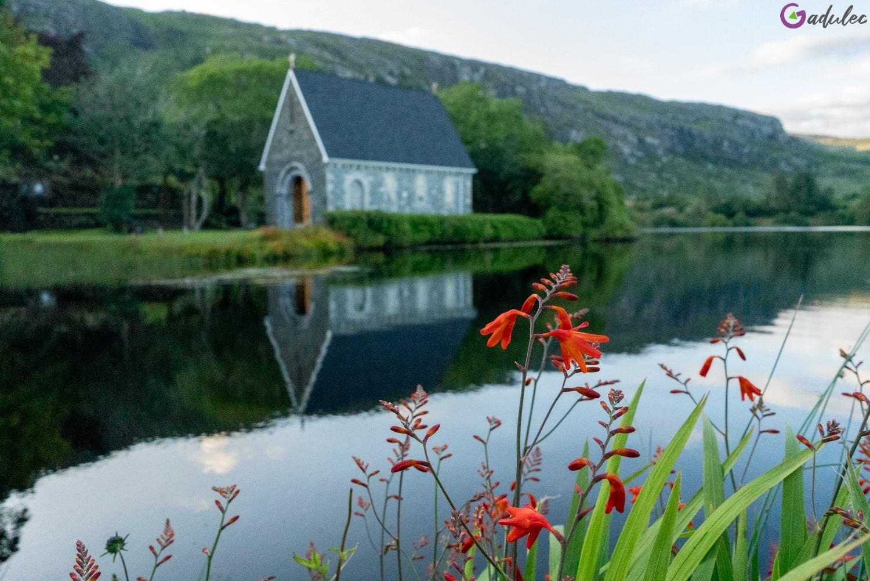 Gougane Barra w Irlandii