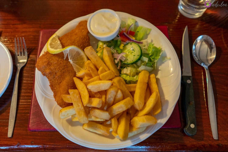 Fish&chips - Irlandia