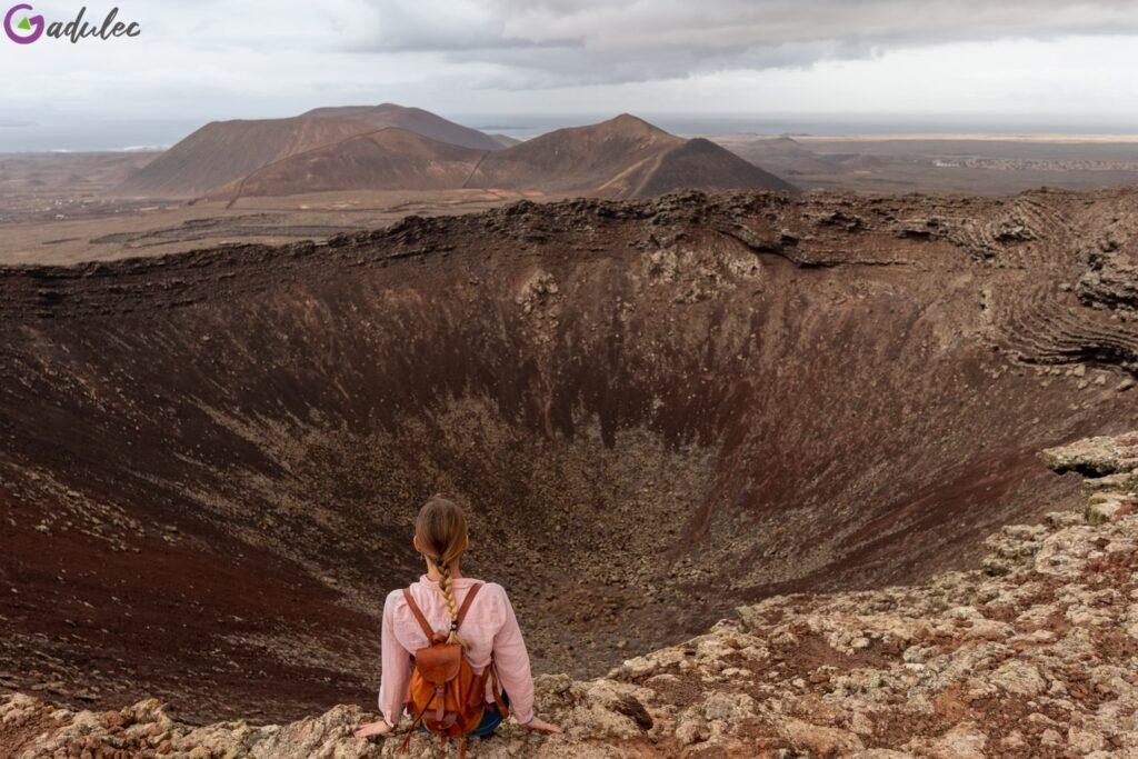Krater Calderón Hondo