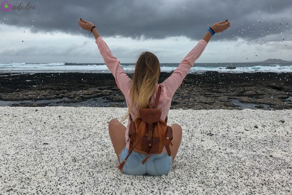 Popcorn Beach - Wyspy Kanaryjskie