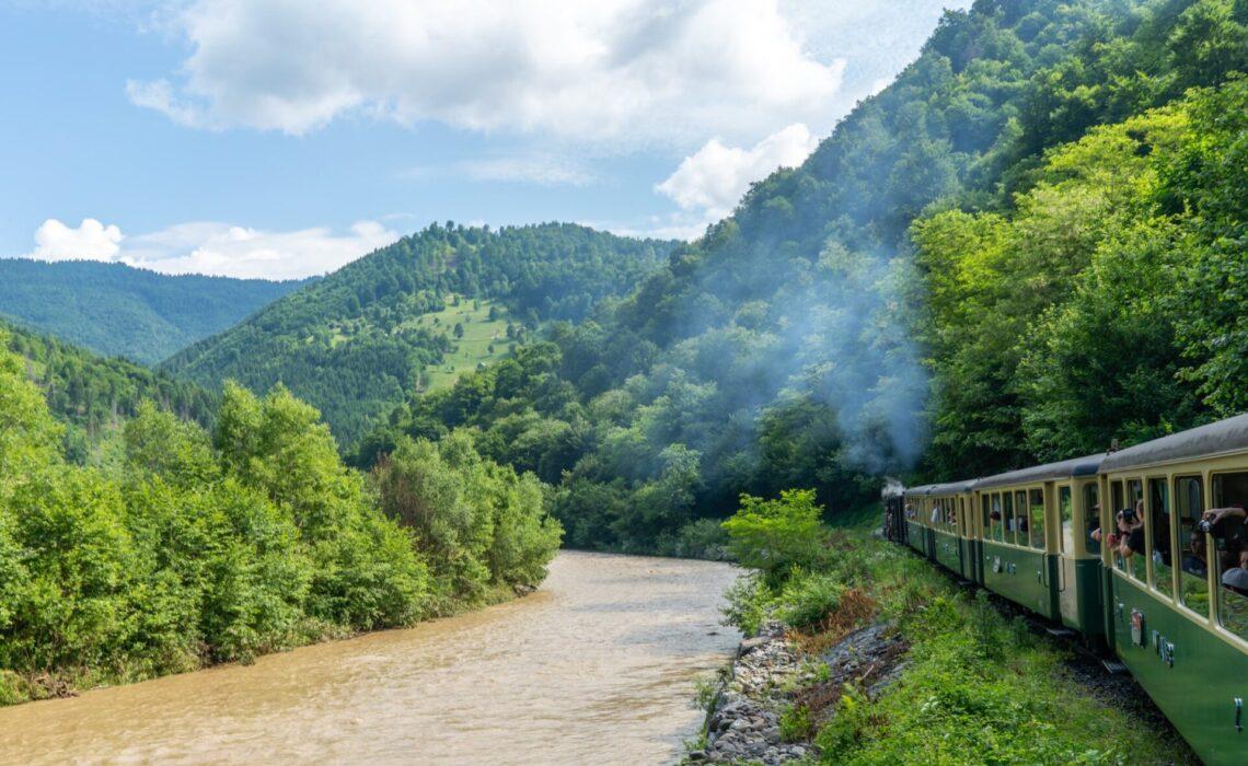 Objazdówka po Rumunii - część I (Rumunia Północna i Wschodnia)